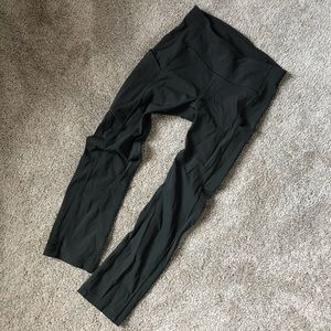 Lululemon Cropped Leggings EUC